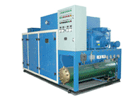 Marine air clean equipment and air-conditioning systems